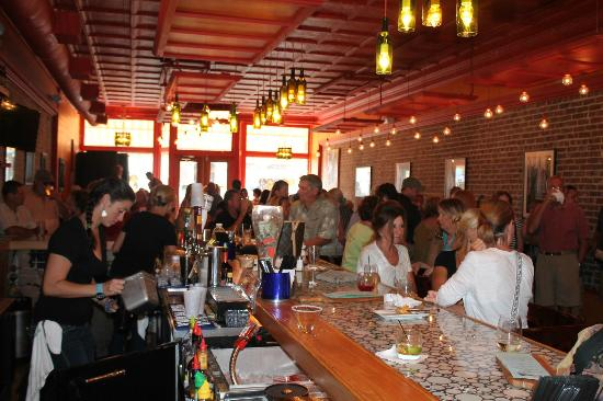 Tamara's Tapas Bar: fun and beautiful place to hang out.