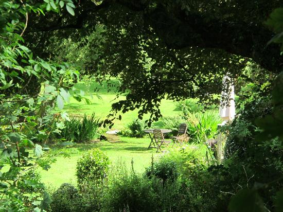 The Old Rectory Hotel: Garden