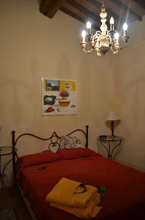 Agriturismo San Fabiano: Master room