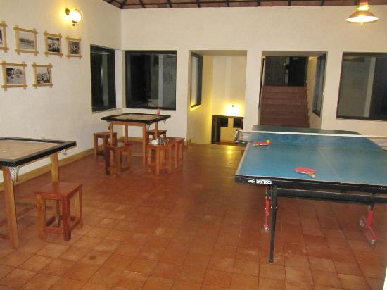 The Tall Trees Munnar: recreation room