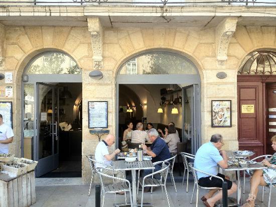 Restaurant Huitres Bordeaux
