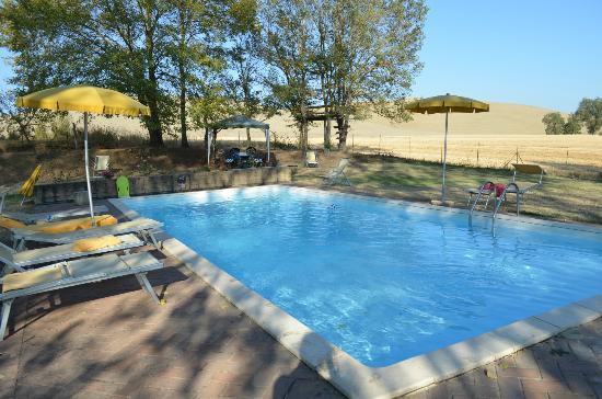 Agriturismo San Fabiano: Pool