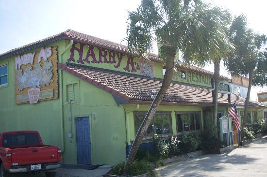 Harry A's Restaurant & Bar : Harry A's....street view