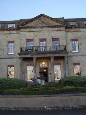 Shrigley Hall Hotel, Golf & Country Club: hotel front