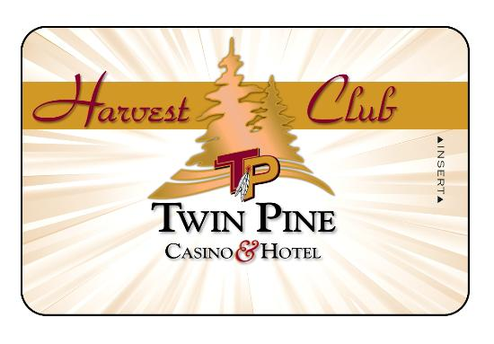 Twin Pine Hotel: Join the Club and save