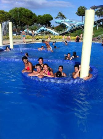 Water World : piscinas