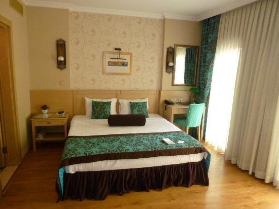 Hotel Seraglio: Camera deluxe_1