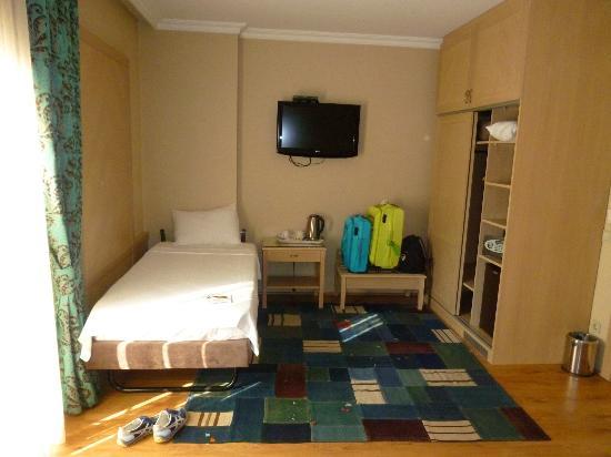 Hotel Seraglio: Camera deluxe_2