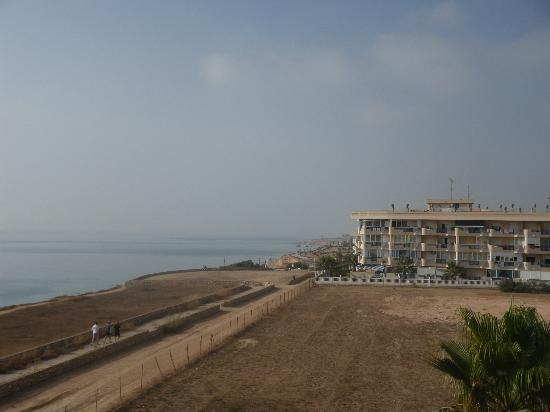 Palmera Beach Apartments: View from apartment