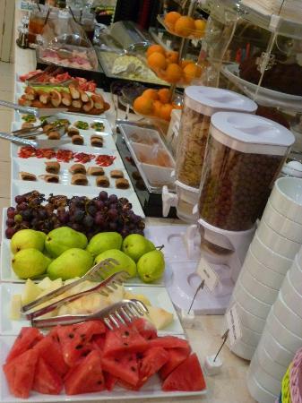 Hotel Seraglio: Colazione a buffet