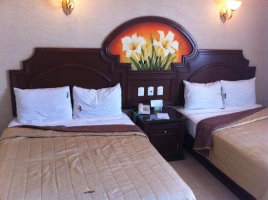 Hotel Casino Plaza: Recamara