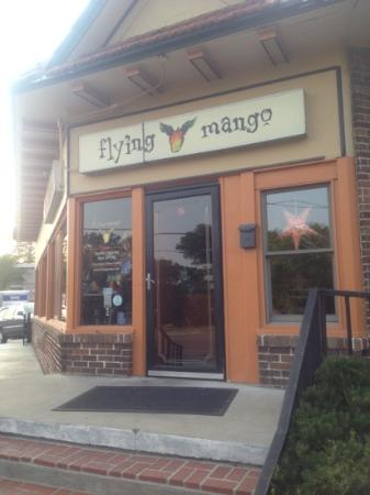 Flying Mango: Great restaurant in Des Moines