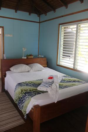Pelican Beach - South Water Caye: Accomodations