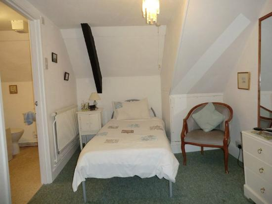 The Phelips Arms: My single room