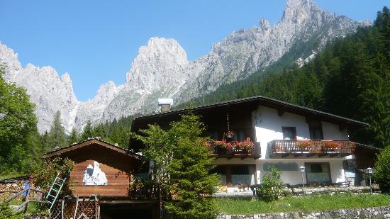 Tonadico, Italia: Foto dell'albergo