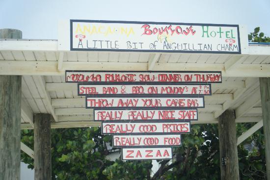 Anacaona Boutique Hotel: Near the Beach Area.. 