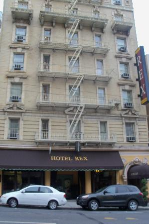 Hotel Rex, a Joie de Vivre hotel: Hotel Rex