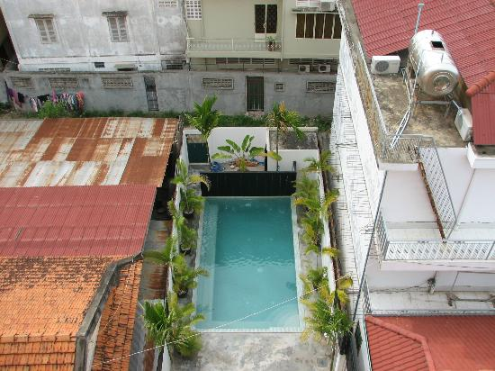 Claremont Angkor Boutique Hotel: piscine