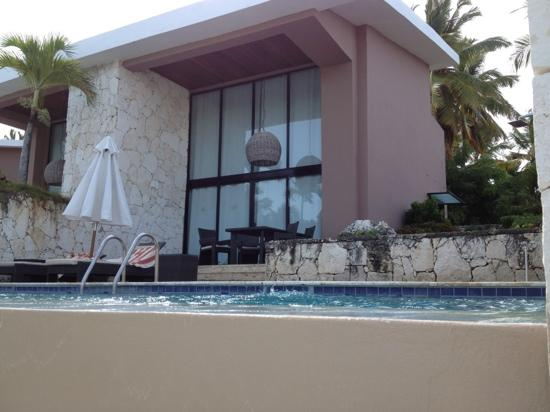 Our Swimming Pool Suite Picture Of Catalonia Royal Bavaro Punta Cana Tripadvisor