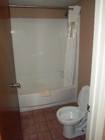 Twin Mountain Inn & Suites: Bathroom