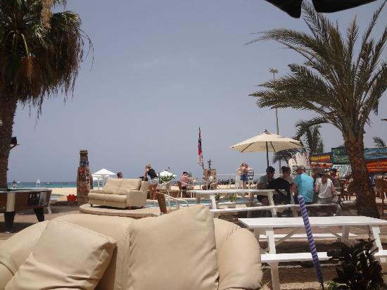 Sal Beach Club B&B: Perfect