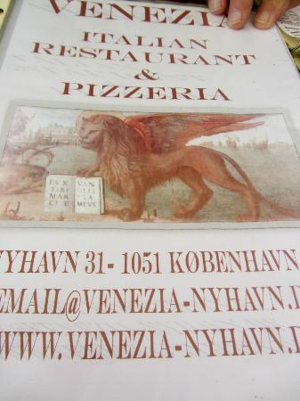 pizzeria Venezia Nyhavn 31