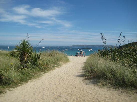 Herm - Shell Beach