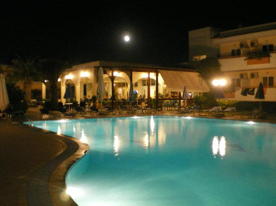 Mayflower Apartments: Pool and bar area