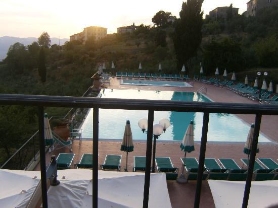 Park Hotel le Fonti: piscina
