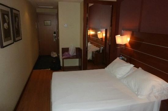 Turim Europa Hotel: Habitación