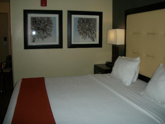 """Holiday Inn Express Ogden : Room """"finishings"""""""
