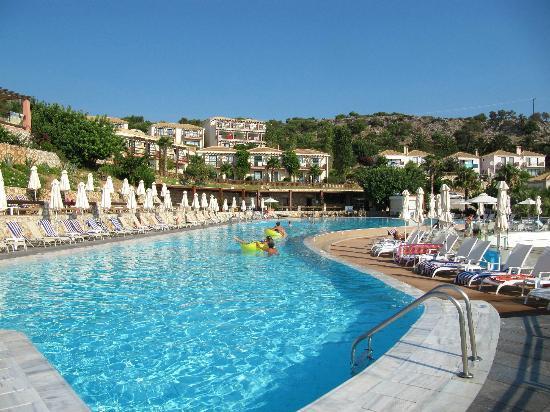 Pool Area Picture Of Apostolata Island Resort Amp Spa