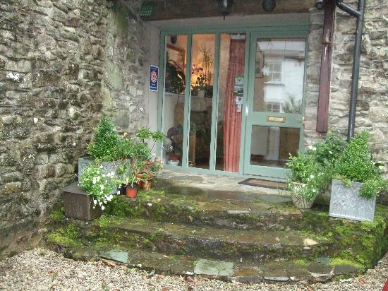 West Barn B&B welcoming foyer