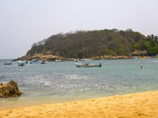 Hotel Las Olas: Beach