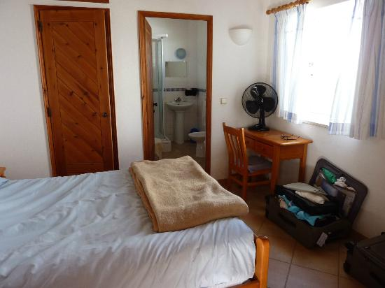 Pension A Mare Bed & Breakfast: Bedroom