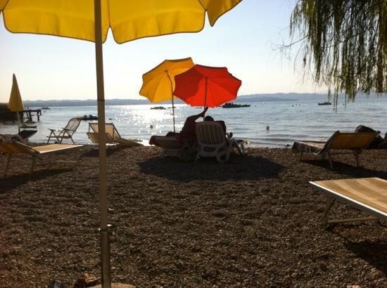 Astoria Lido: spiaggia