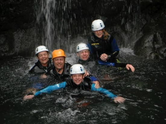 Madeira Adventure Kingdom: canyoning