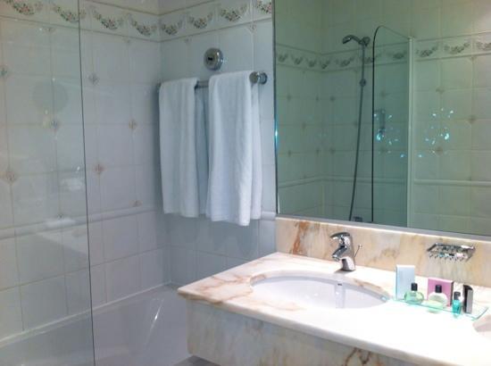 Relais de Margaux: salle de bain