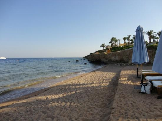 Four Seasons Resort Sharm El Sheikh: the beach
