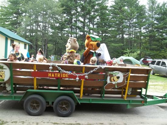 Yogi Bear S Jellystone Park Camp Resort Updated 2017
