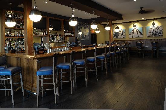 Enkelt bar hall