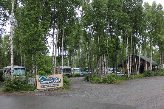Talkeetna Camper Park Updated 2019 Campground Reviews