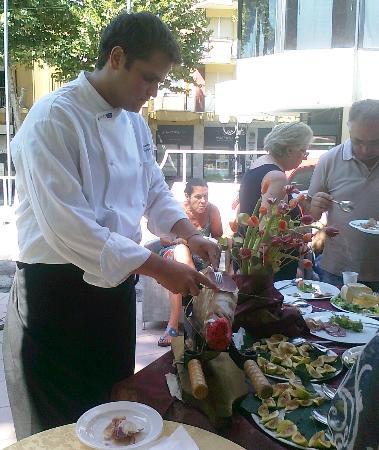 Hotel Plaza: Ferragosto 2012