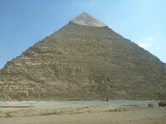 Kheopspyramiden: The pyramids