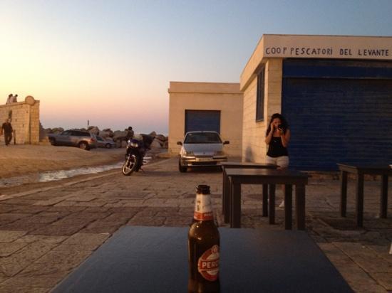 coop pescatori torre a mare - Picture of Osteria Del Porto, Torre a ...