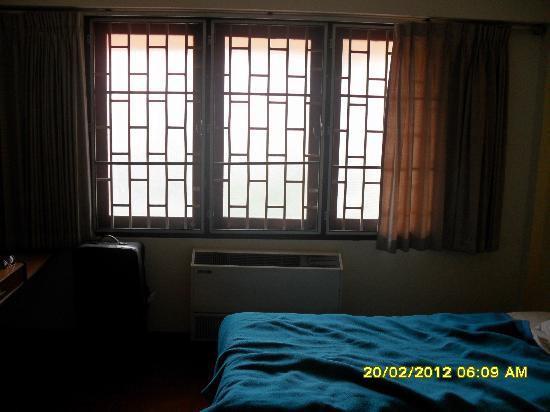 Anodard Hotel: room