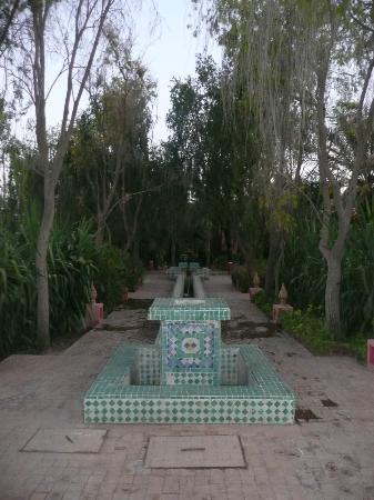 Kenzi Club Oasis: Entrance