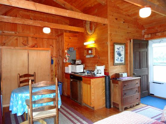 Micmac Farm Guesthouses and Gardner House: Everything you need for a comfortable stay.