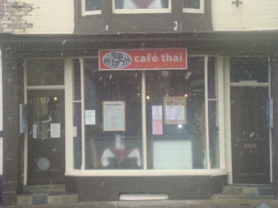 Cafe Thai: Thai Restaurant and Take away