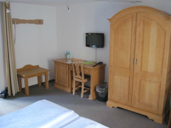 Erbgericht Hotel: Kamer nr 103 - Zitgedeelte